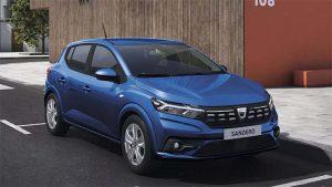 Noua Dacia Sandero 2021 APAN