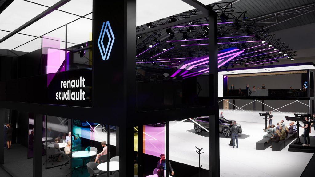 Noul Renault Megane 2021 Electric